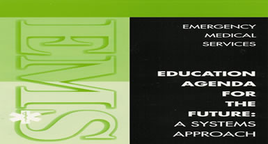 Education Agenda main page