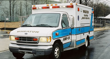 image of ambulance