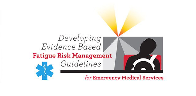 Fatigue in EMS Risk Management Guidelines Released
